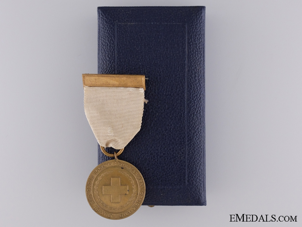 eMedals-British Red Cross Society Medal for War Service 1914-1918
