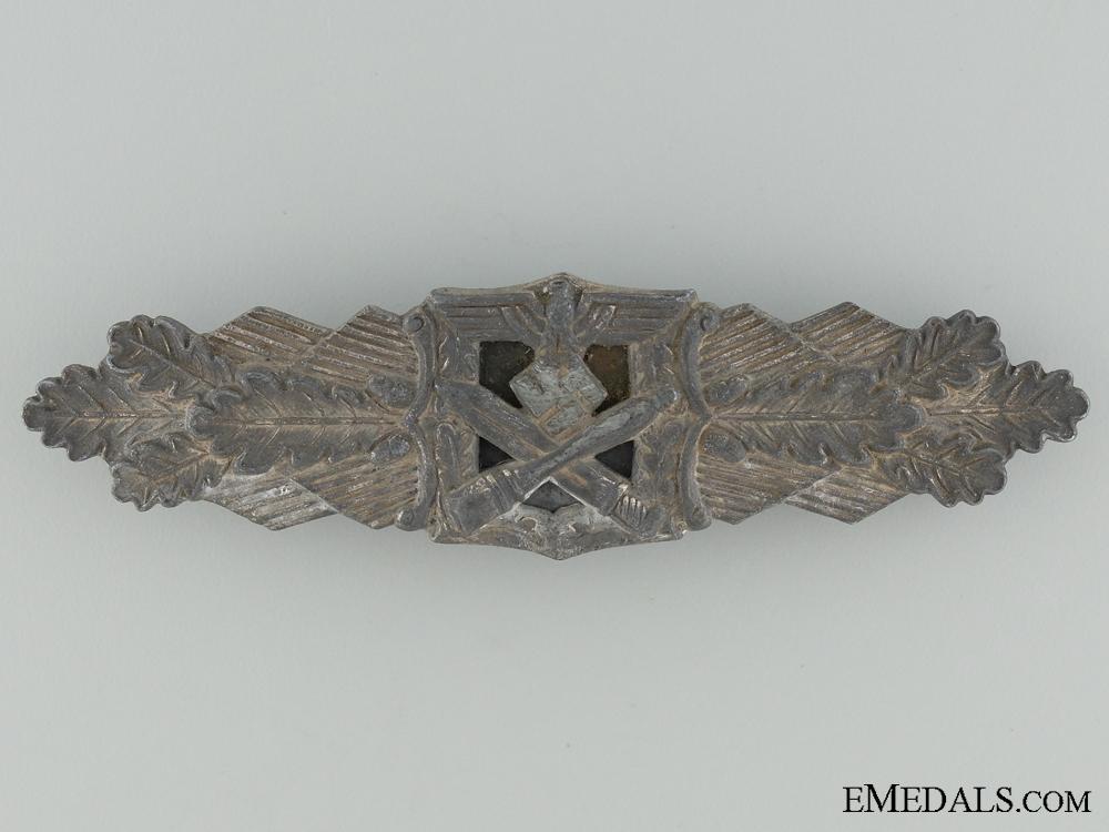 eMedals-Close Combat Clasp; Silver Grade