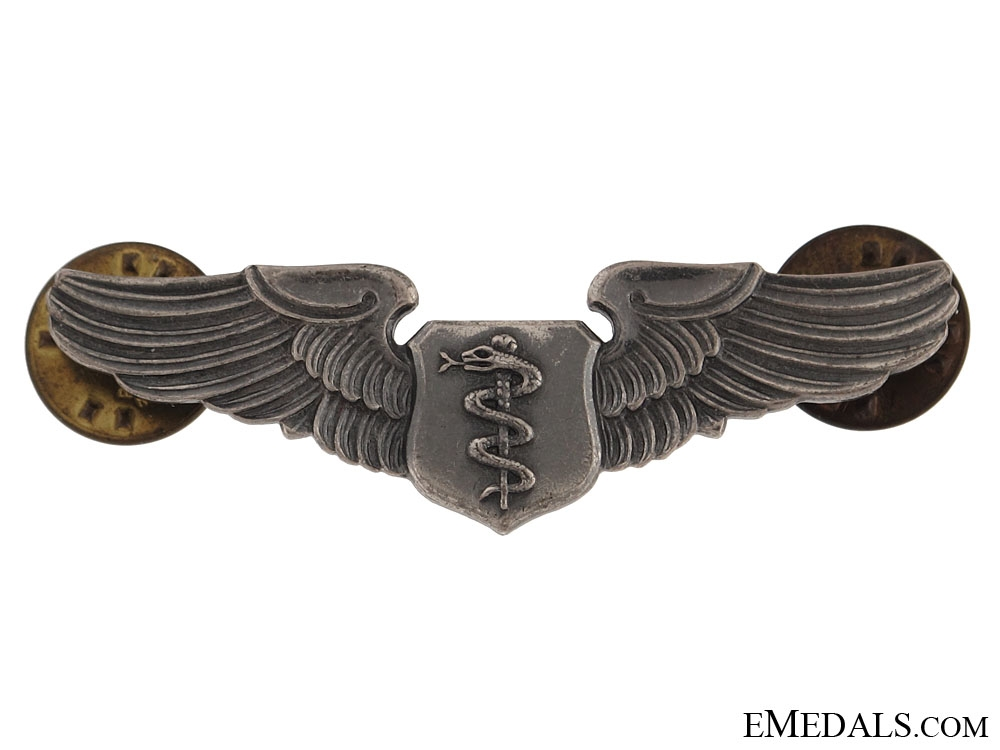 eMedals-Flight Surgeon Wings