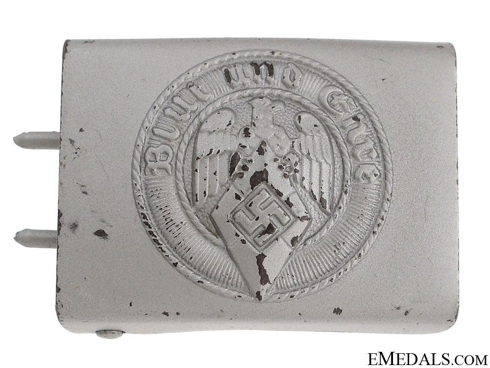 eMedals-HJ Members Belt Buckle - Mint