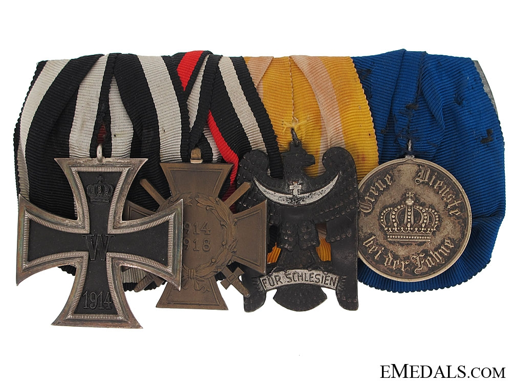 eMedals-Imperial Army Group of Four