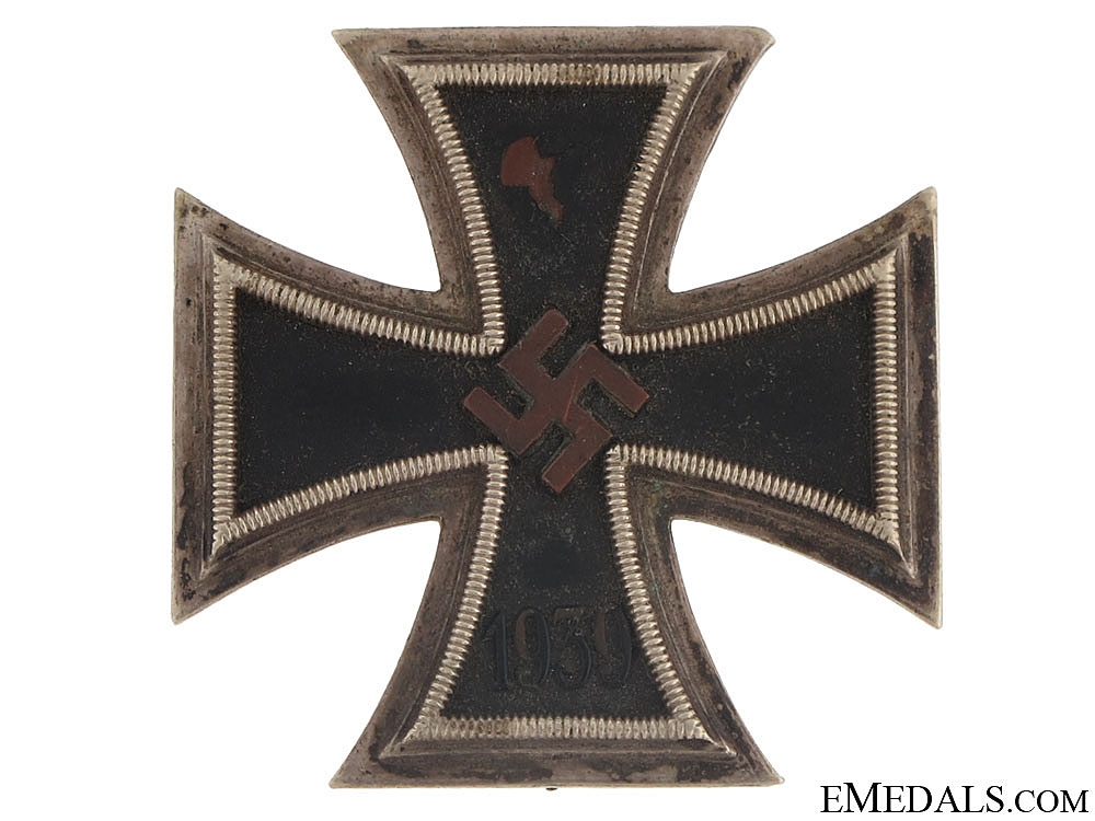 eMedals-Iron Cross 1st. Cl. 1939