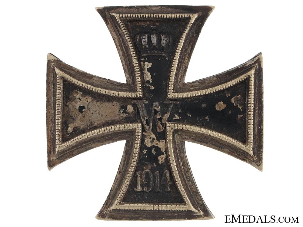 eMedals-Iron Cross 1st. Class 1914