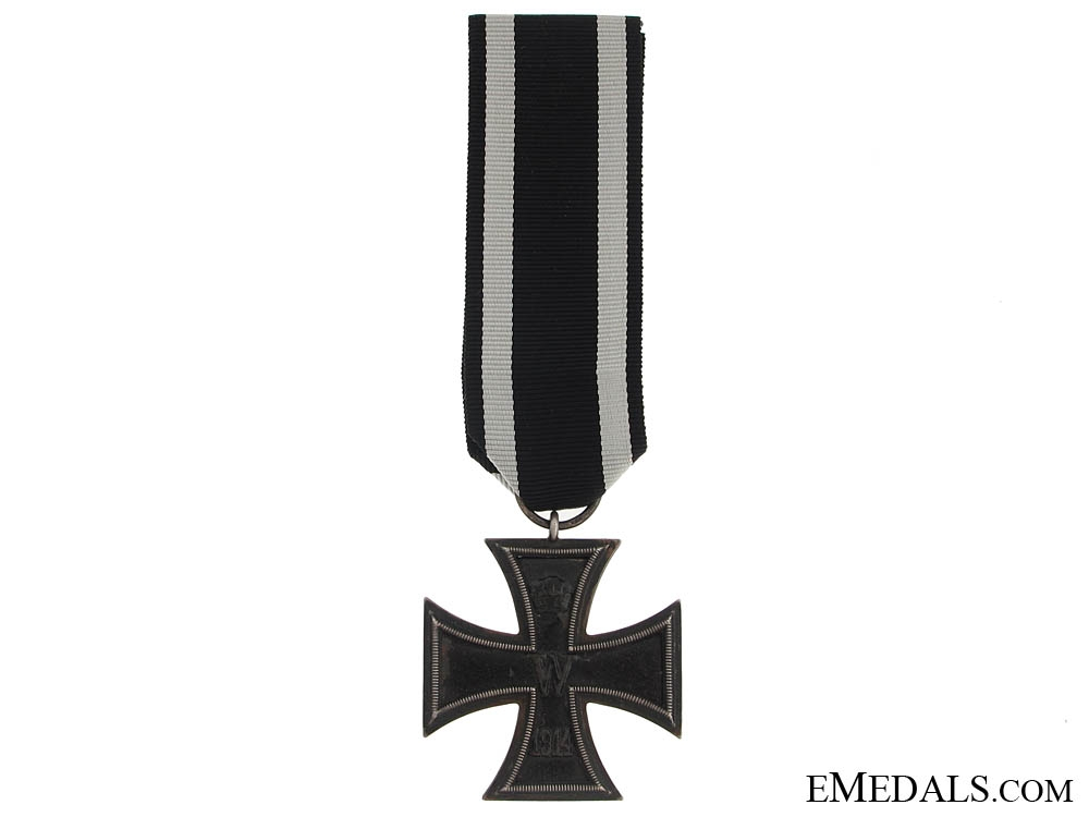 eMedals-Iron Cross 2nd Class 1914 - Marked 800