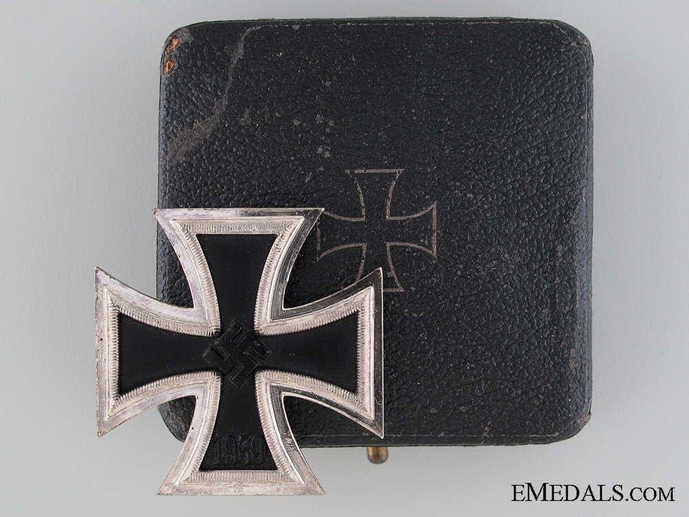 eMedals-Iron Cross First Class 1939 by maker #100