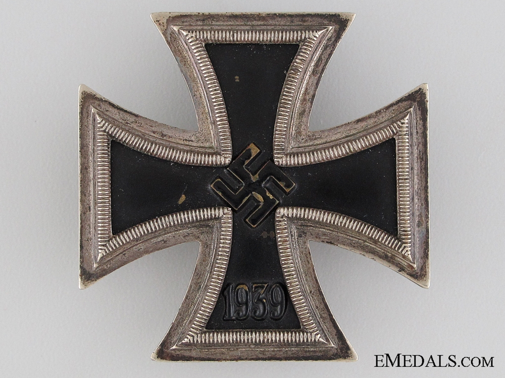 eMedals-Iron Cross First Cl. 1939 by F. Orth (15)