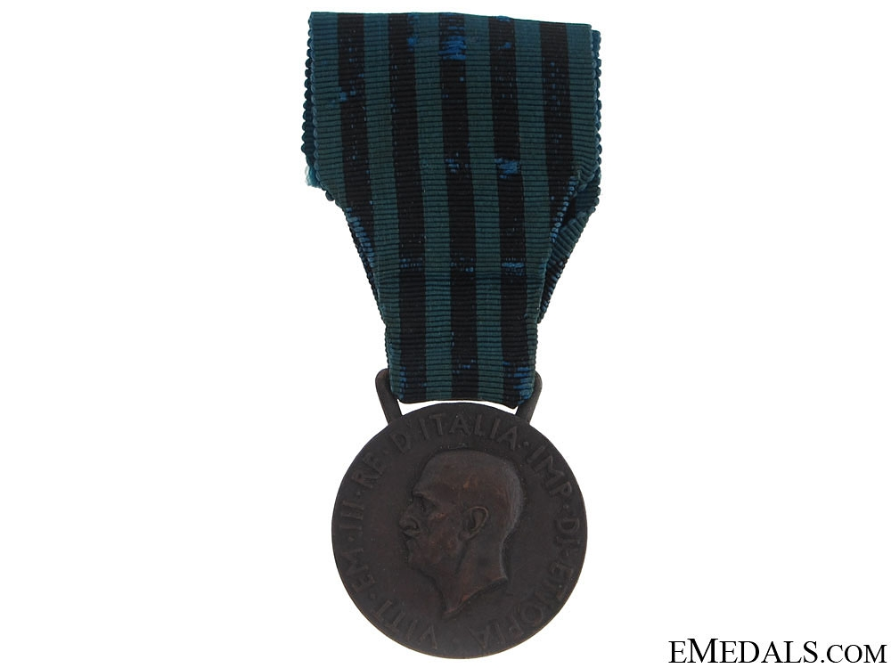 eMedals-Medal for East Africa 1935-40