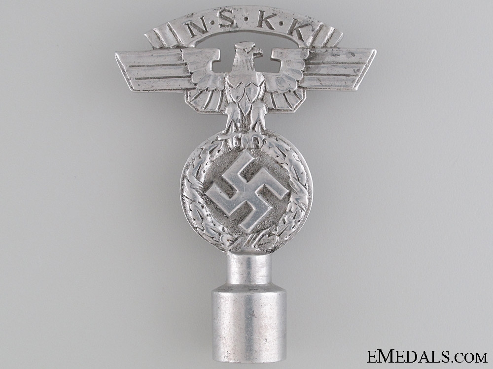 eMedals-NSKK Aluminum Flag Top