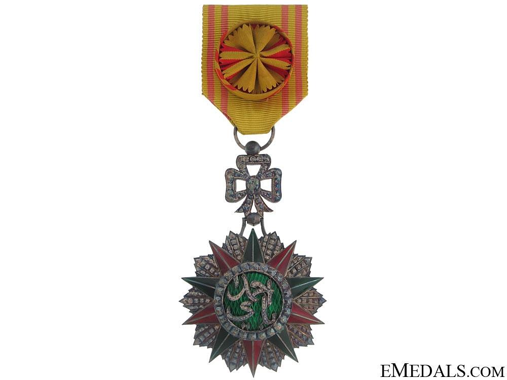 eMedals-The Tunisian Order of Nishan El Iftikar