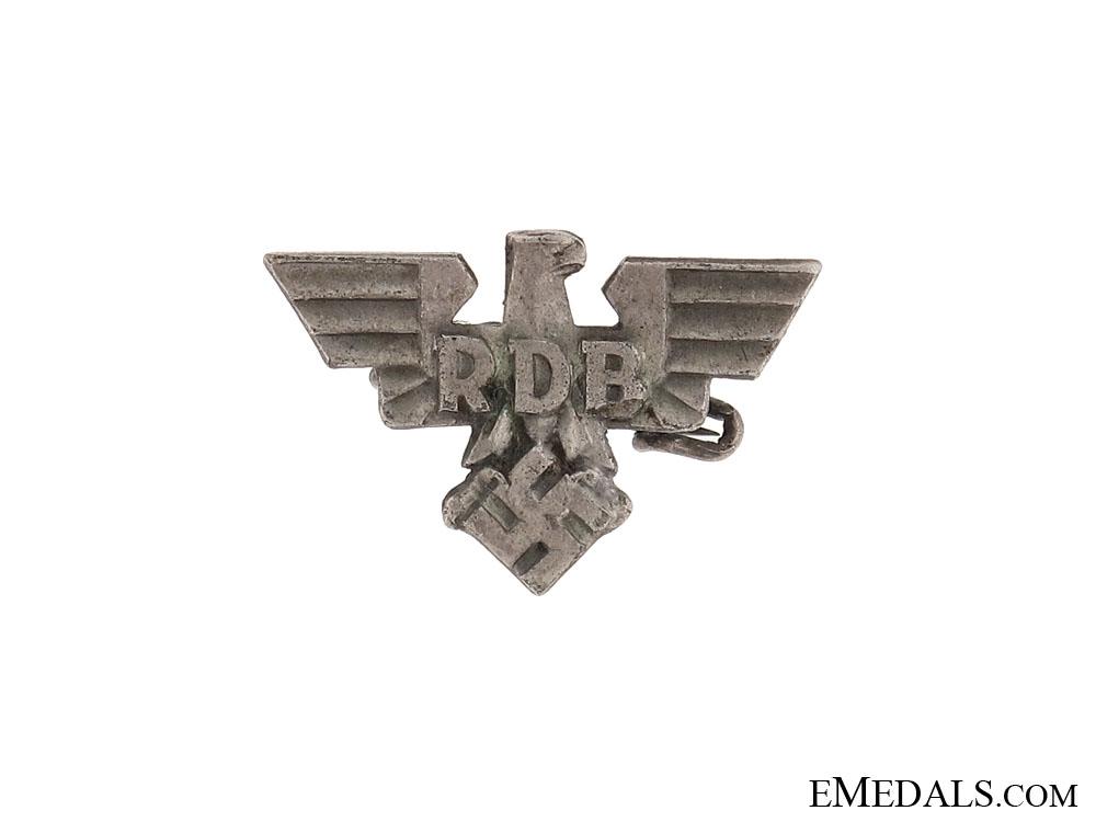 eMedals-RDB Pin