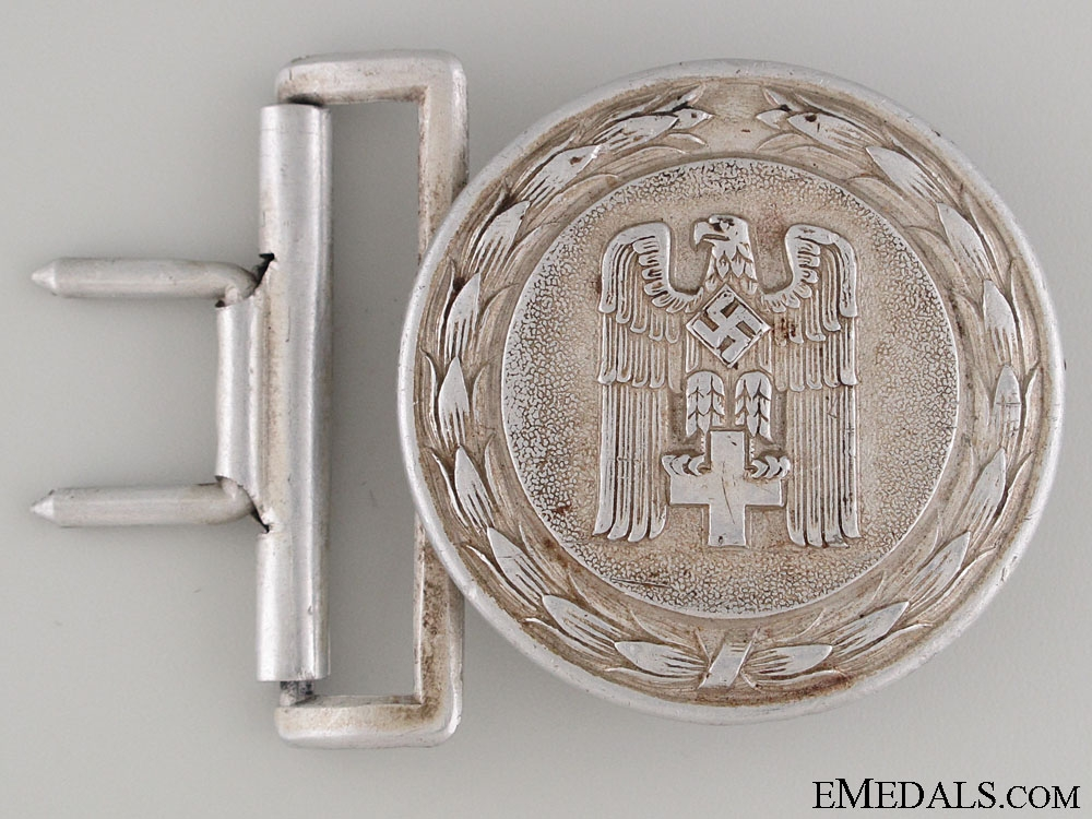 eMedals-Red Cross Officer's Buckle