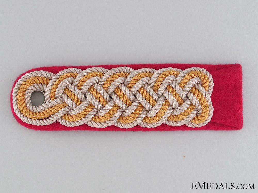 eMedals-SA Officer's Shoulder Board