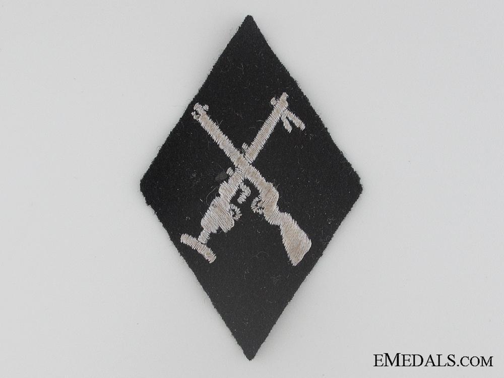 eMedals-SS-Armourer NCO's Sleeve Insignia