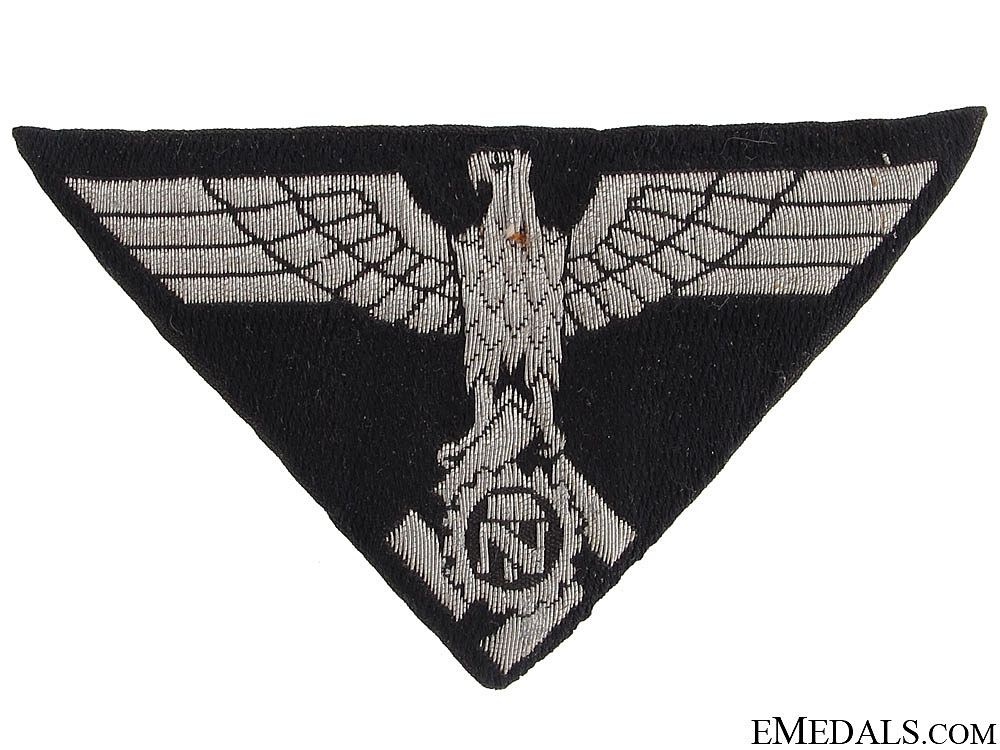 eMedals-TeNo Officer's Overseas Cap Insignia