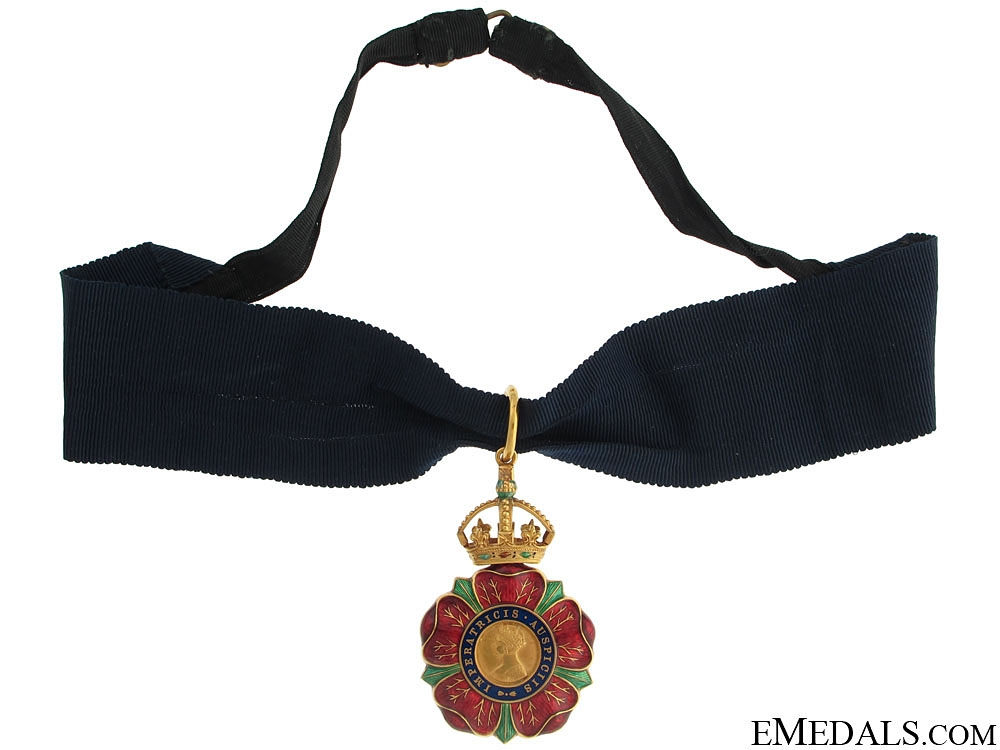 eMedals-The Most Eminent Order of the Indian Empire