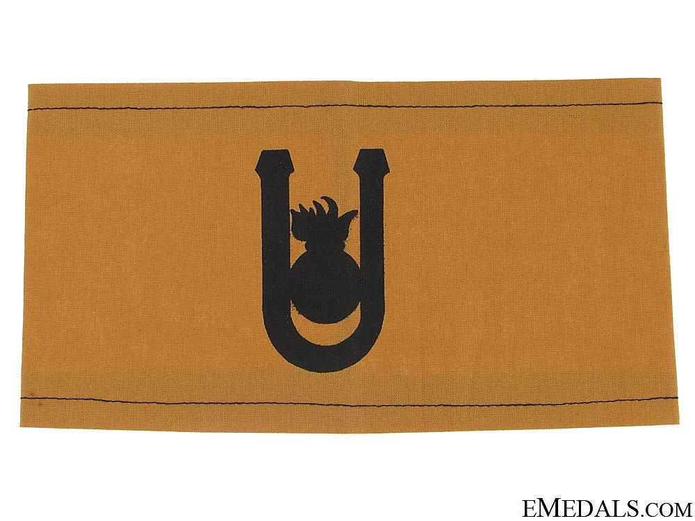 eMedals-Ustasha Armband