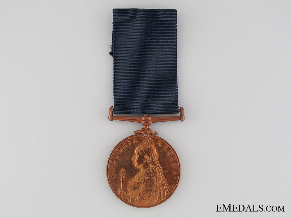 eMedals-Visit to Ireland Medal 1900, Police Constable Laracy, Dublin Metropolitan Police