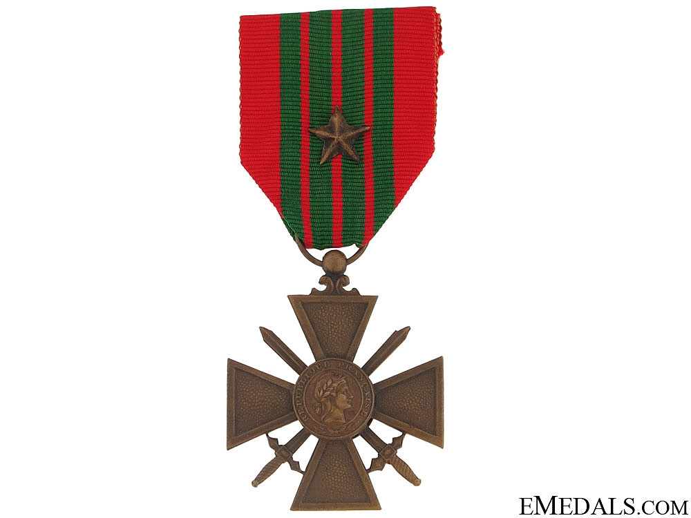 eMedals-WWII War Cross - 1939
