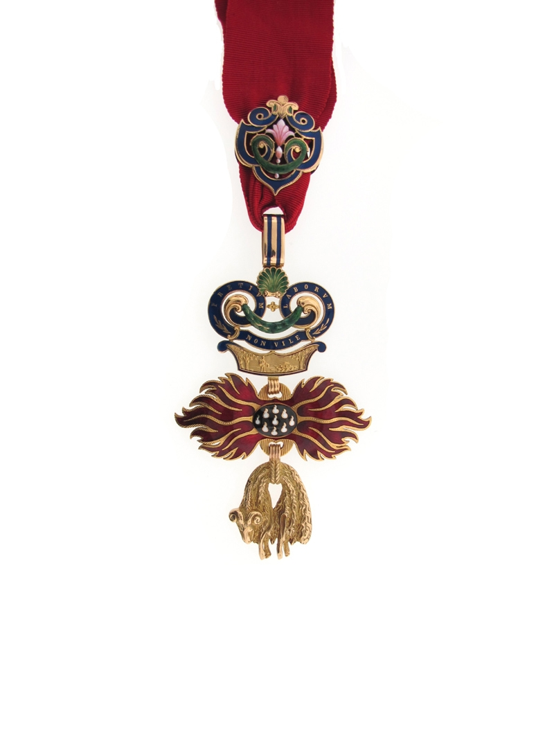 eMedals-Order of the Golden Fleece