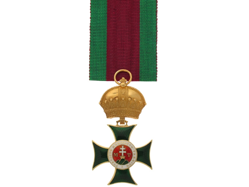 eMedals-Order of St. Stephen - Knight's Cross
