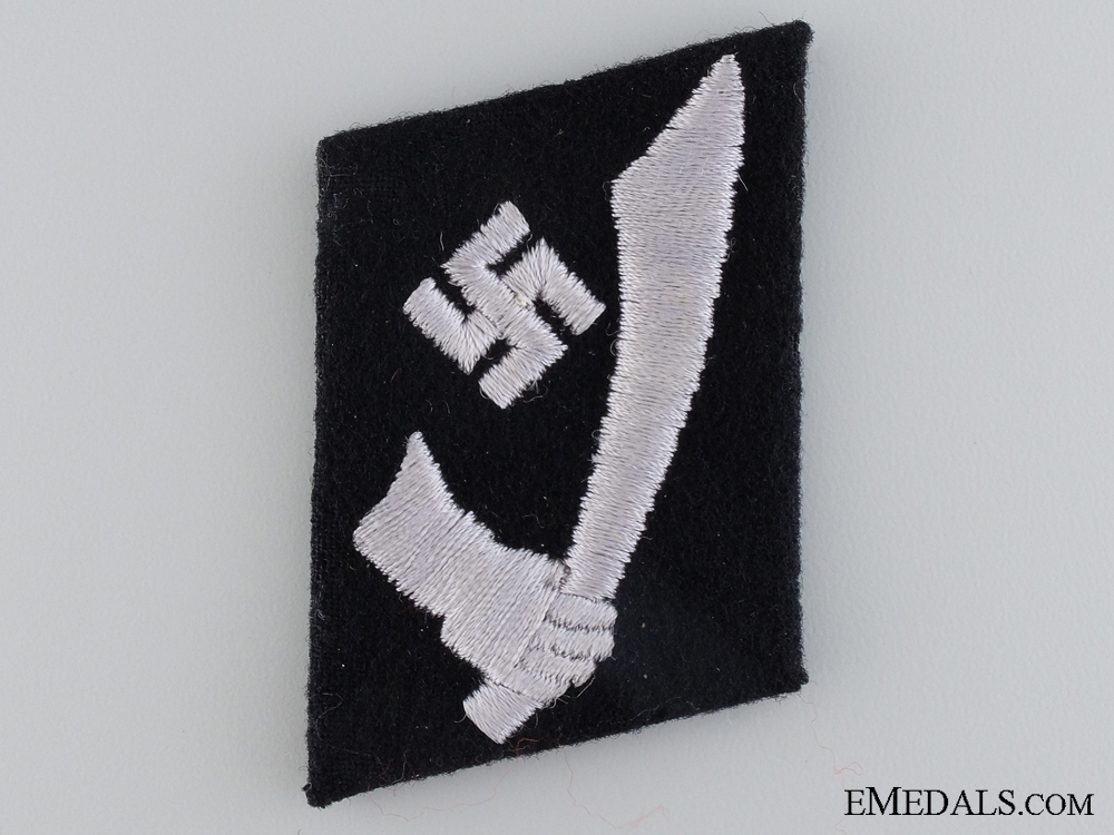 eMedals-A13th Waffen-SS Mountain Division Handschar Tab