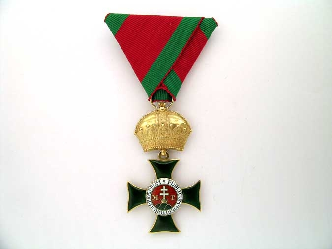 eMedals-ROYAL HUNGARIAN ORDER OF SAINT STEPHAN