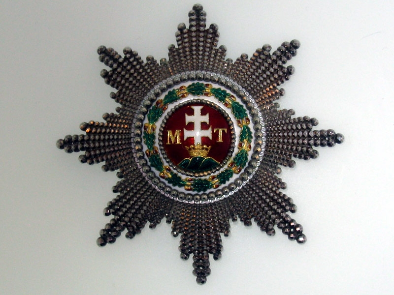 eMedals-Order of St. Stephen