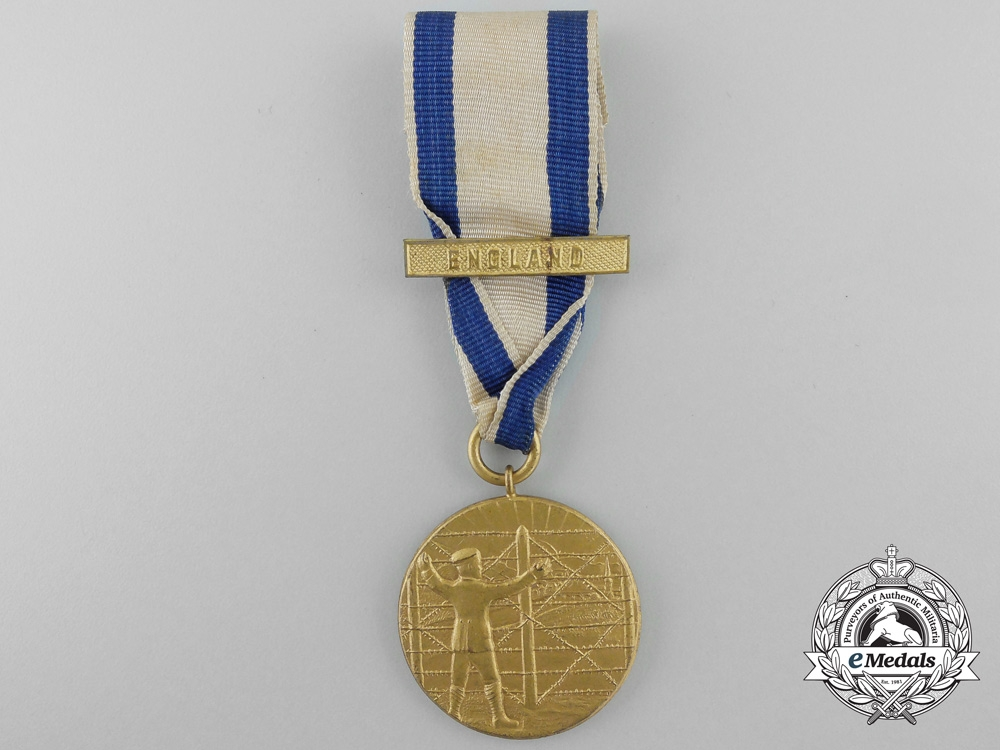 eMedals-Germany, Imperial. A Prisoner of War in England Medal, c.1919