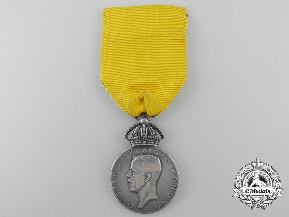 eMedals-A 1874-1924 Swedish Universal Postal Union 50th Anniversary Medal