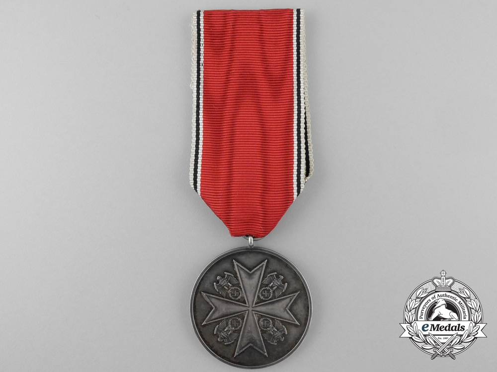 eMedals-An Order of the German Eagle; Merit Medal in Silver