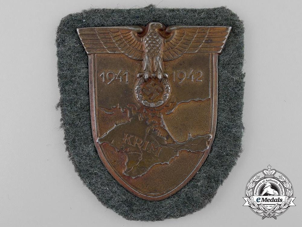 eMedals-A Second War Krim Campaign Shield
