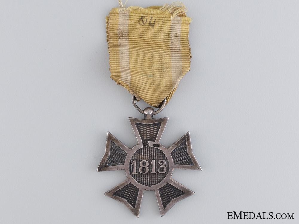 eMedals-A 1813-1815 Dutch Silver Cross