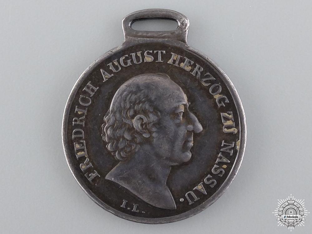 eMedals-A 1815 Nassau Waterloo Medal