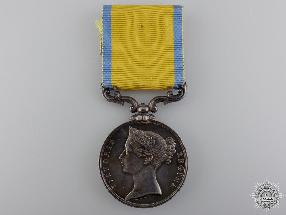 eMedals-A 1854-1855 Baltic Campaign Medal