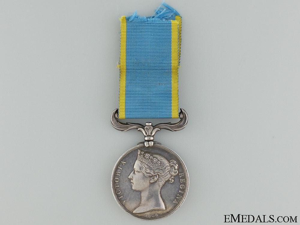 eMedals-A 1854 Crimea Medal