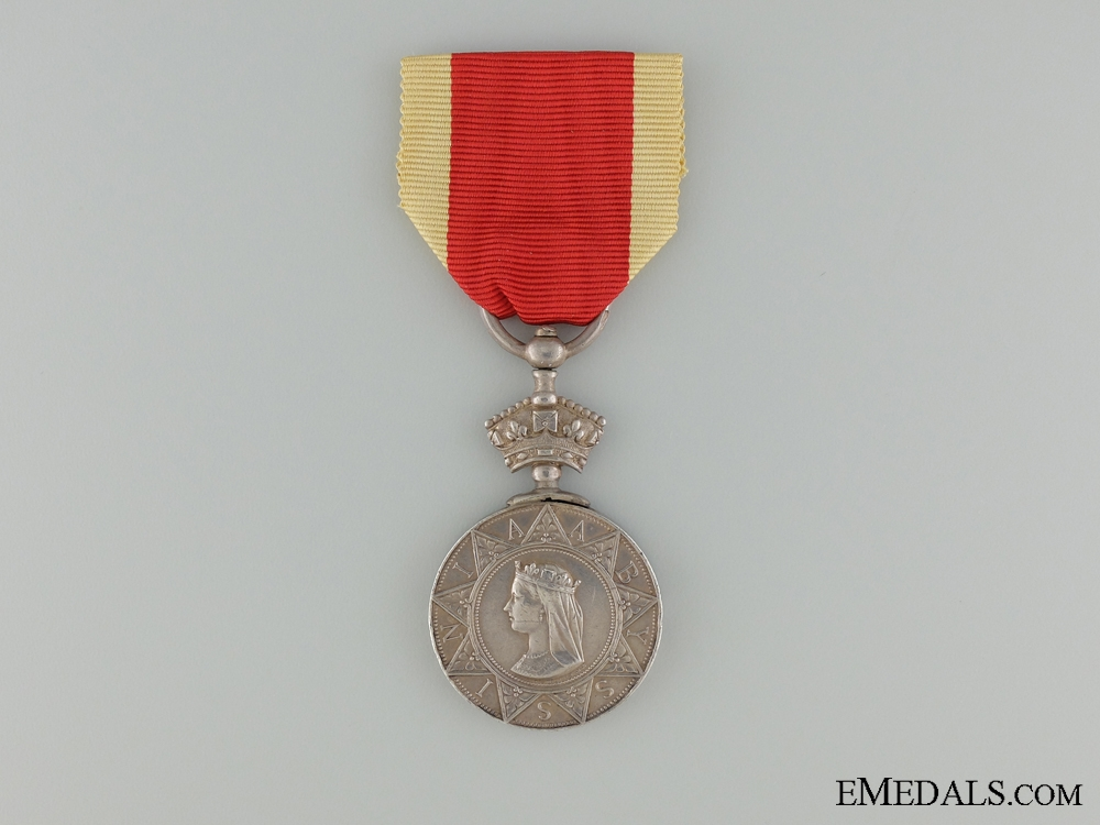 eMedals-A 1869 Abyssinian War Medal to the Sappers & Miners