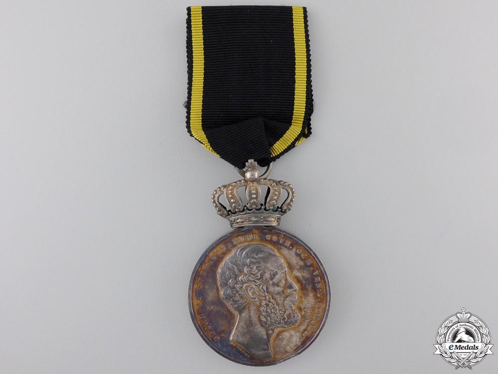 eMedals-A 1874 Swedish Royal Pro Patria Medal