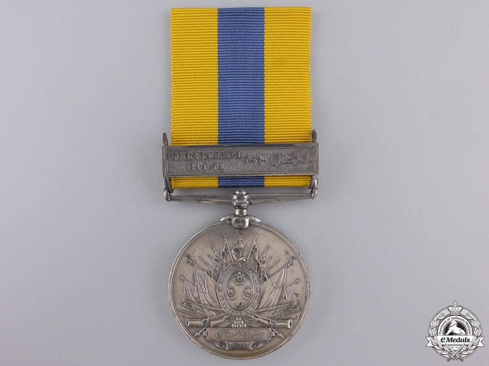 eMedals-A 1896-1908 Khedive's Sudan Medal