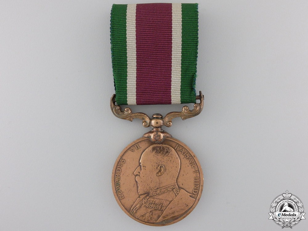 eMedals-A 1903-1904 Tibet Medal to the Supply and Transport Corps