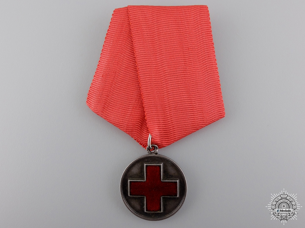 eMedals-A 1904-1905 Red Cross Medal for Russo Japanese War