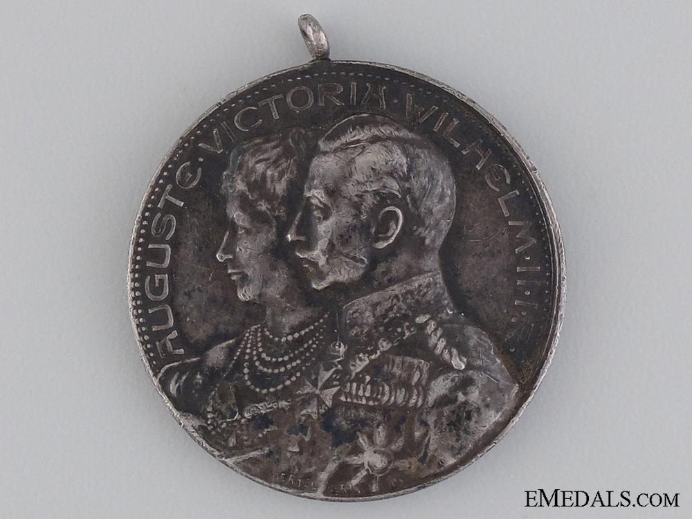 eMedals-A 1906 Bremerhaven Shooting Club Medal,