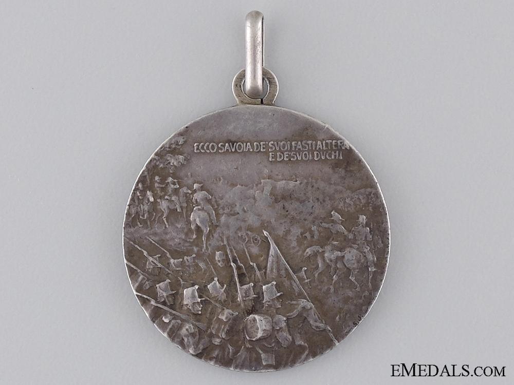 eMedals-A 1906 Italian Regimental Medal Named to Bosco Adelchi