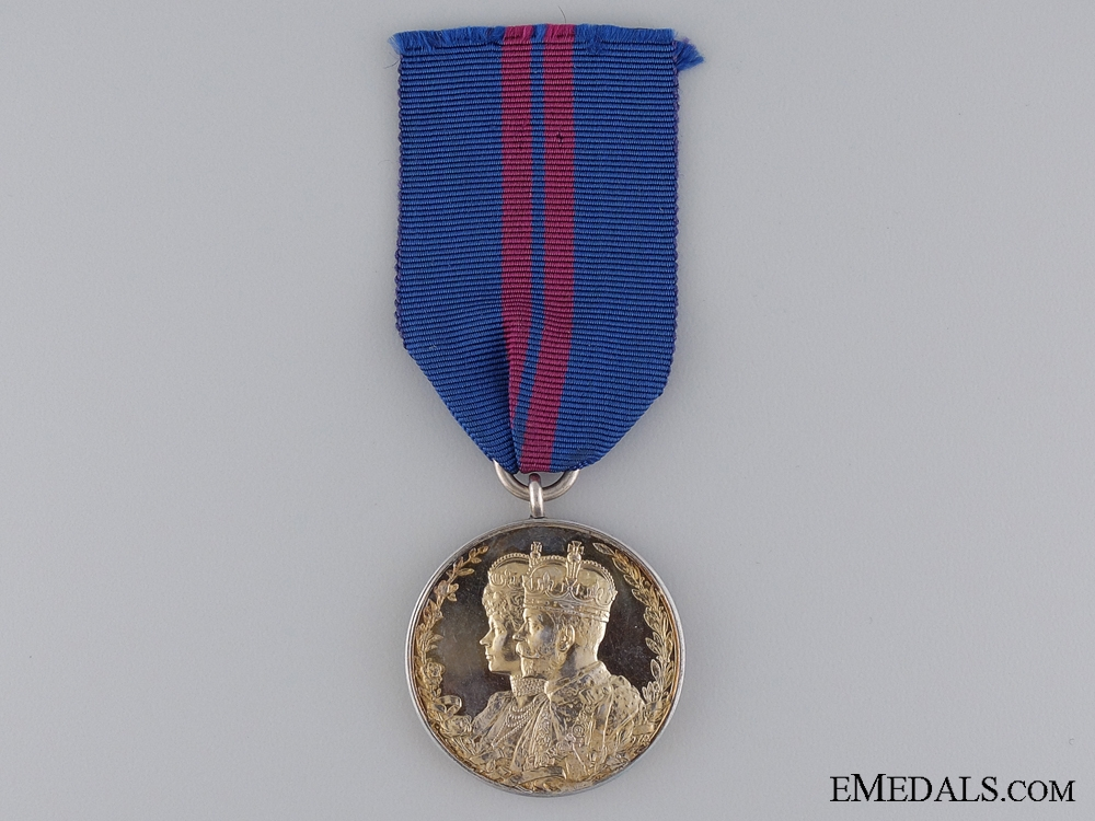eMedals-A 1911 George V Coronation Medal