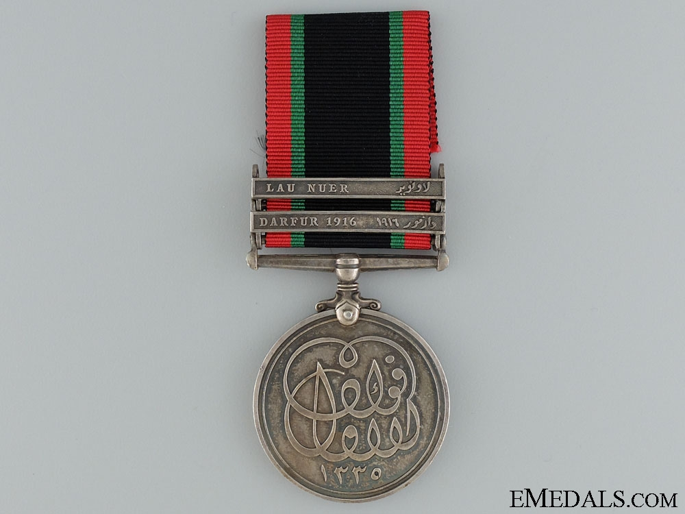eMedals-A 1911 Khedives Sudan Medal; Unnamed