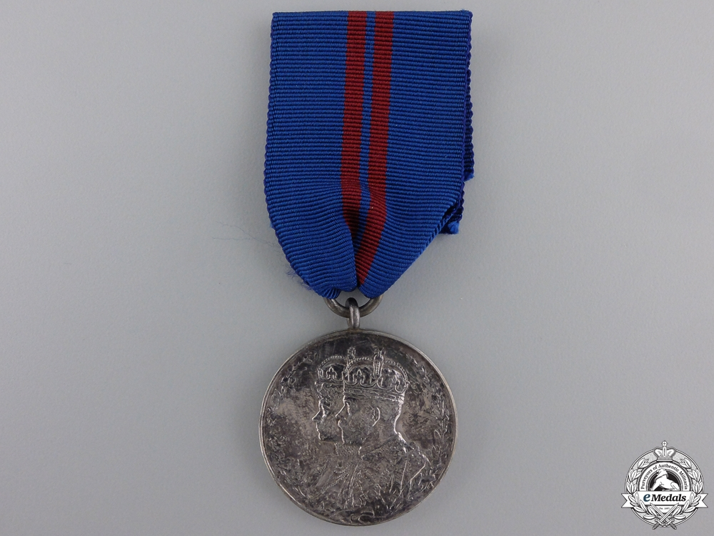 eMedals-A 1911 King George V and Queen Mary Coronation Medal