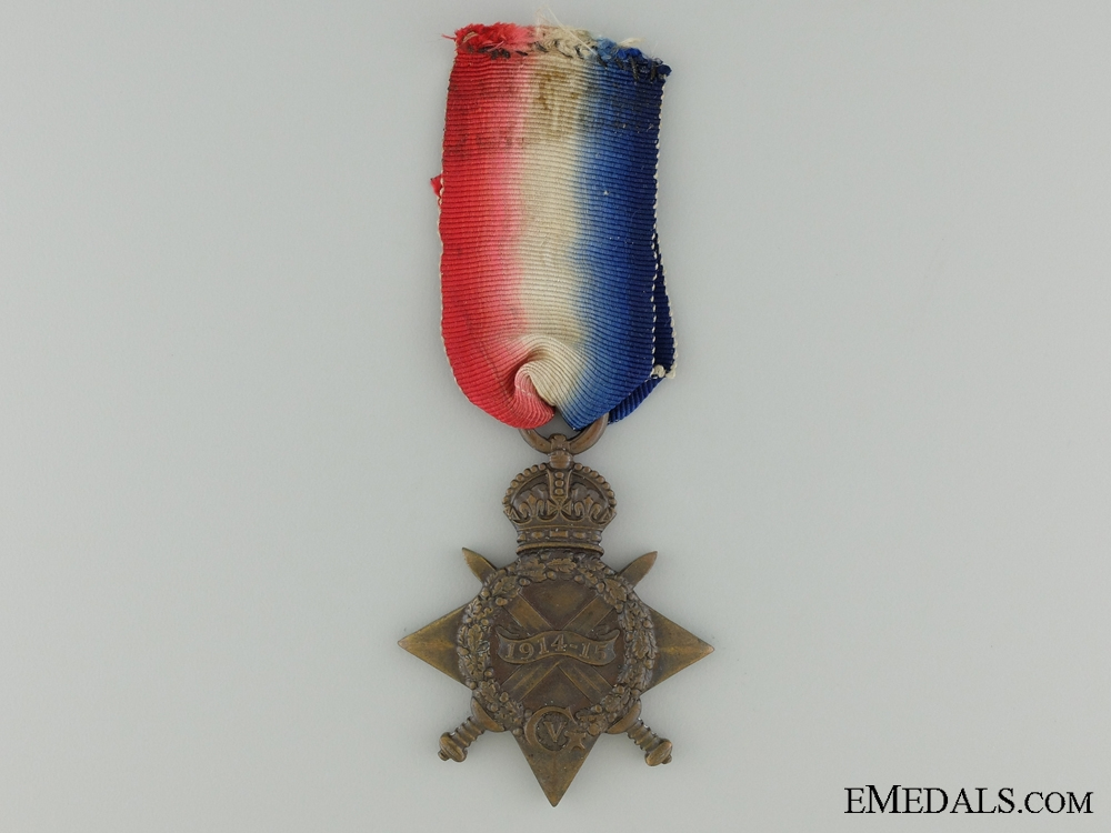 eMedals-A 1914-15 Star to the Royal Navy