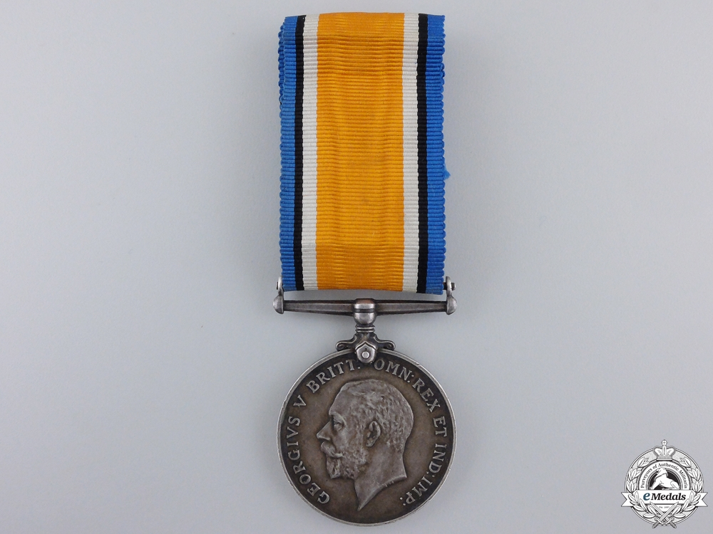 eMedals-A 1914-1918 War Medal to the 50th Canadian Infantry Battalion KIA