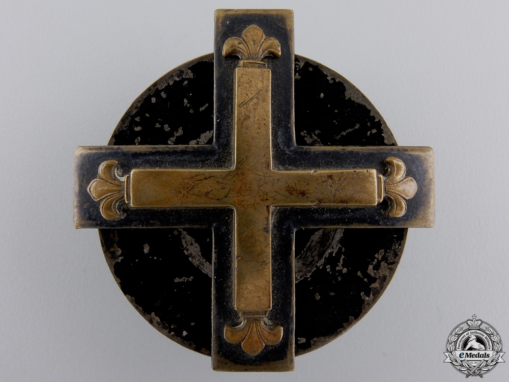 eMedals-A 1914 Screwback Baltic Cross; First Class