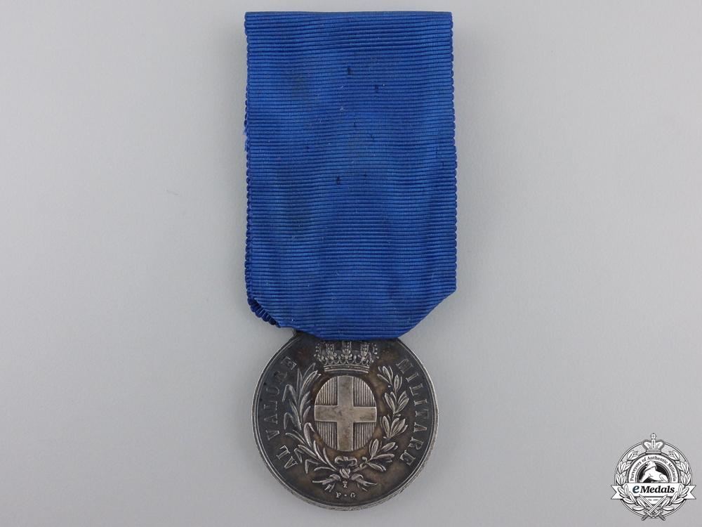 eMedals-A 1917 Silver Al Valore Militare to Bernardon Osvaldo