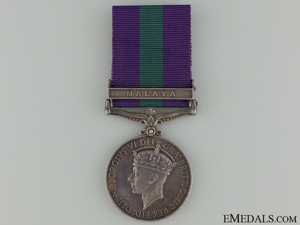 eMedals-A 1918-1965 General Service Medal to the Royal Pay Corps